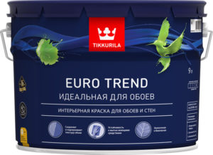 Краска Euro Trend от Tikkurila