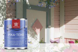 Краска Тиккурила для дерева Pika-Teho