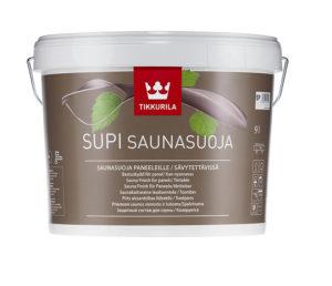 Supi Saunasuoja — защитный состав Тиккурила для бани