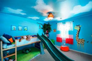 Краска для стен в детской Finncolor Oasis Kids Interior