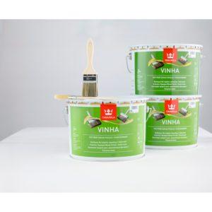Купить Винха для дерева вы можете для окрашивания не только фасадов зданий