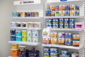 Краска Tikkurila громкое имя с мировым признанием