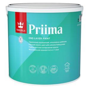 Нужно купить хорошую краску для стен Priima — отличный выбор!
