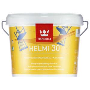 Преимущества краски для мебели Helmi
