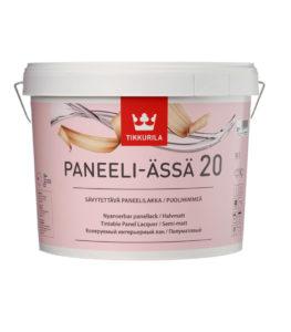 Акрилатный лак Paneeli Assa для безупречной защиты дерева