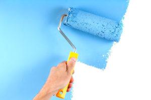 Как наносить краску для внутренних работ Luja 7