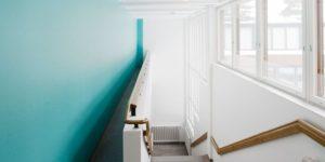 Краска для внутренних работ Luja 7 влагостойкая защита поверхностей с защитой от плесени