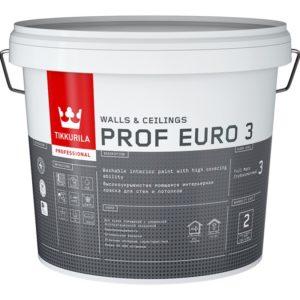 Tikkurila Prof Euro 3