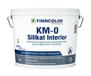 Finncolor_KM-0_Silikat_Interior