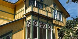 Особенности и виды фасадных красок Тиккурила