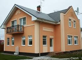 От чего зависит цена фасадной краски